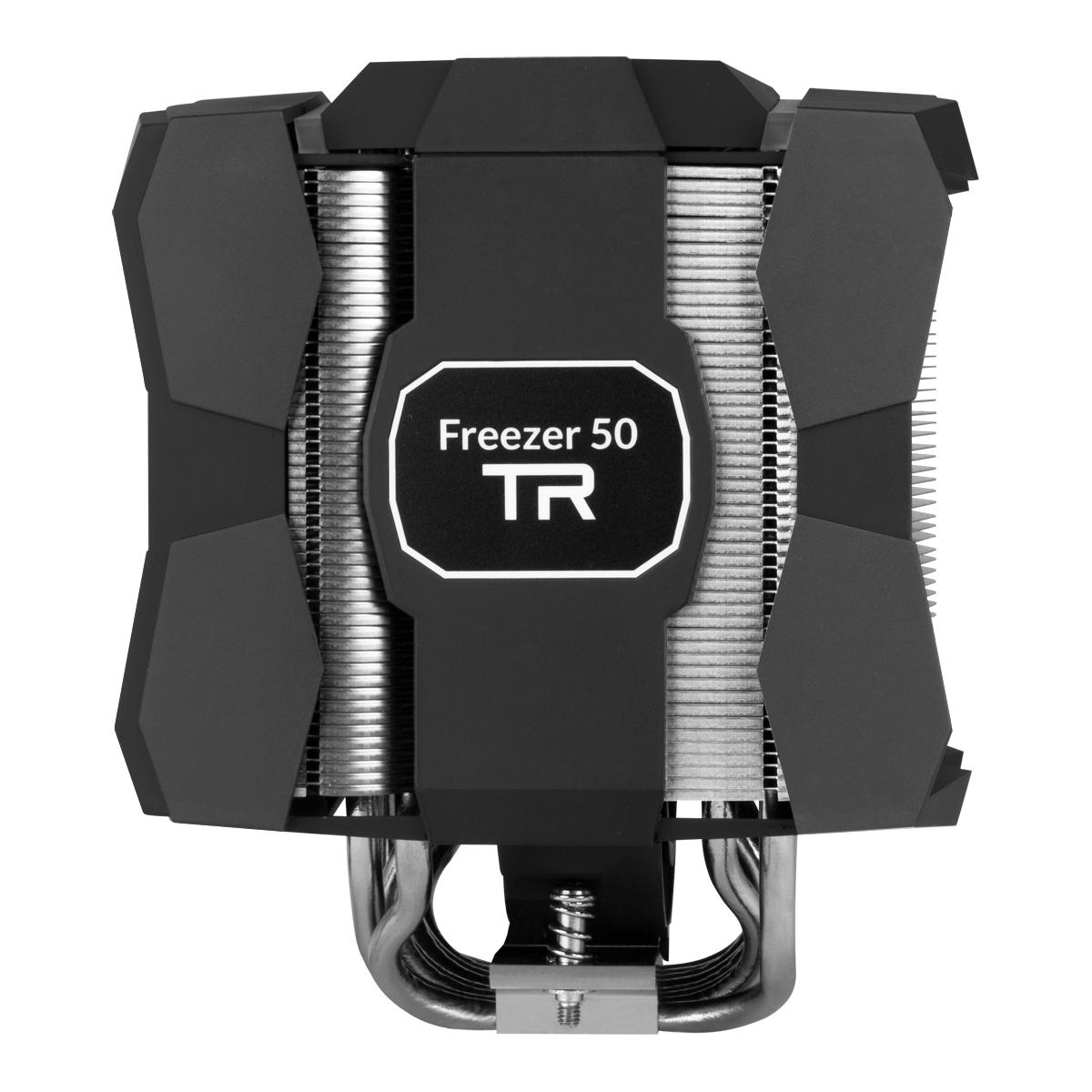 Dual Tower CPU-Kühler für AMD Ryzen™ Threadripper™ ARCTIC Freezer 50 TR Seitenansicht